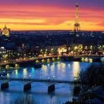 Tramonto-a-Parigi