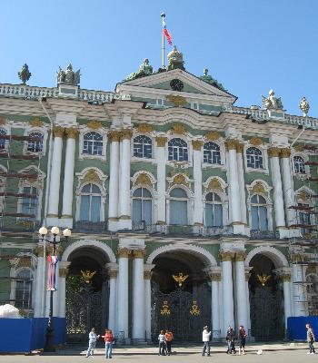 Viaggio-a-San-Pitroburgo-La-facciata-maestosa-del-Palazzo